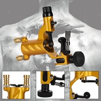 Tattoo Machine Kit Dragonfly Rotary Tattoo Machine Shader Liner Assorted Tatoo Motor Kits Supply QRD88