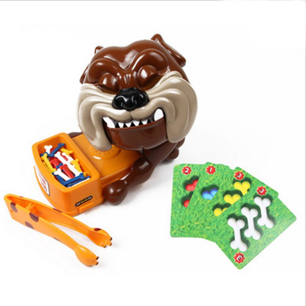 Sh! Don't Wake The Dog! Beware Of The Dog Board Games Novelty Funny Toys For Children Birthday Gift Party