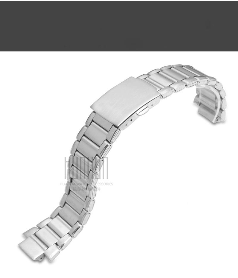 Image 2 - The latest! Suitable for Casio EF 316D strap Steel belt  watch accessoriesbelt accessoriesbelt flexbelt running -