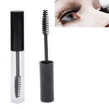 Hot 1/2/3pcs10mL Empty Black Eyelash Tube Mascara Cream Vial/Container Fashionable Refillable Bottles Makeup Tool Accessories
