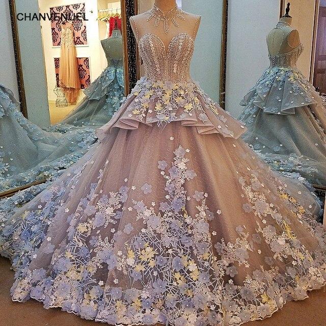 Vestido bordado floral girassol promoção no Elo7