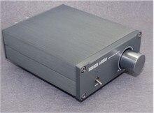 Le standard de bureau amplificateur de puissance TDA7498E numérique amplificateur (160Wx2) anneau rouge inductance