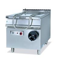 Супер качество нержавеющей стали коммерческих Бесплатный вертикального газа опрокидывая тушение Пан кухни оборудование фабрики