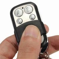 Car Styling CARPRIE Remote Controls 3PCS 4 Button Electric Gate Garage Door Remote Control Cloning Transmit