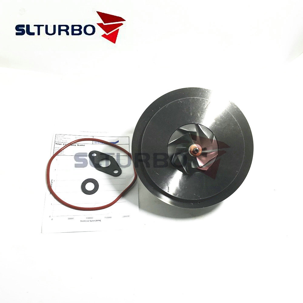 Turbocharger New Core 49477-01510 For Chevrolet Orlando 2.0 VCDi 120 Kw 163 HP Z20D1 - TD04 Balanced Turbine CHRA Cartridge