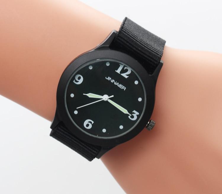 Boys Sports Wrist Watches Nylon Watchband Top Luxury Brand Children Waterproof Quartz Clock Kids Wristwatches mld lf 1107 sports wrist support