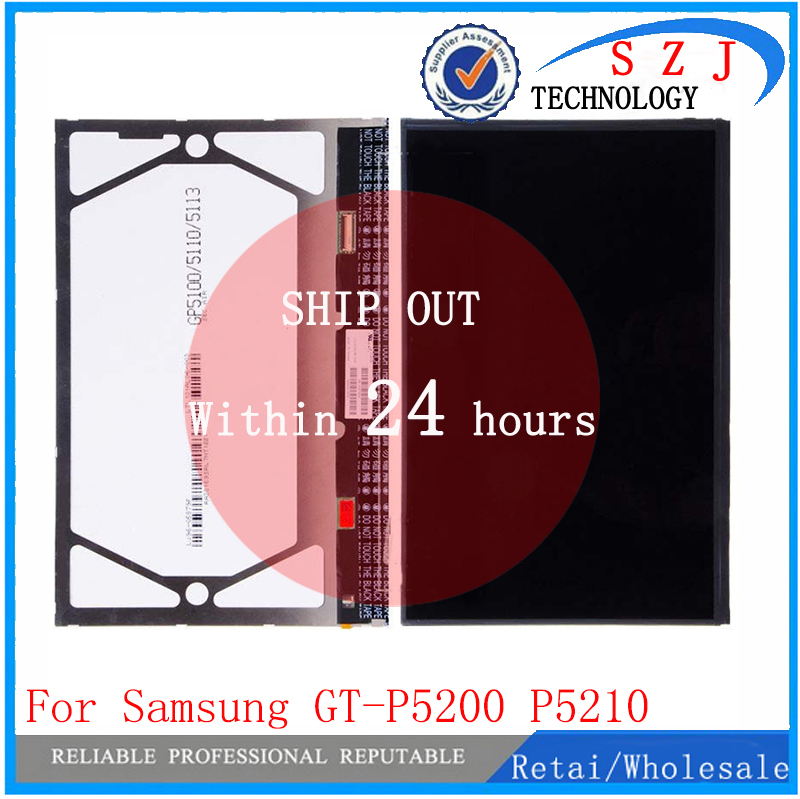 New 10.1 For Samsung Galaxy Tab 3 GT-P5200 P5210 P5200 LCD Display Screen Module Repairment Parts Free Shipping