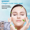 QORENY Eye Treatment Masks Soothe Refresh Eyes with ALOE Vitamin E& A Super Hydrating Skin Boosting Collagen 5pair USA Brand