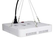 LED Grow Light Lamp 300W Full Spectrum Indoor Veg Flower Plant Panel Horticulture LB88