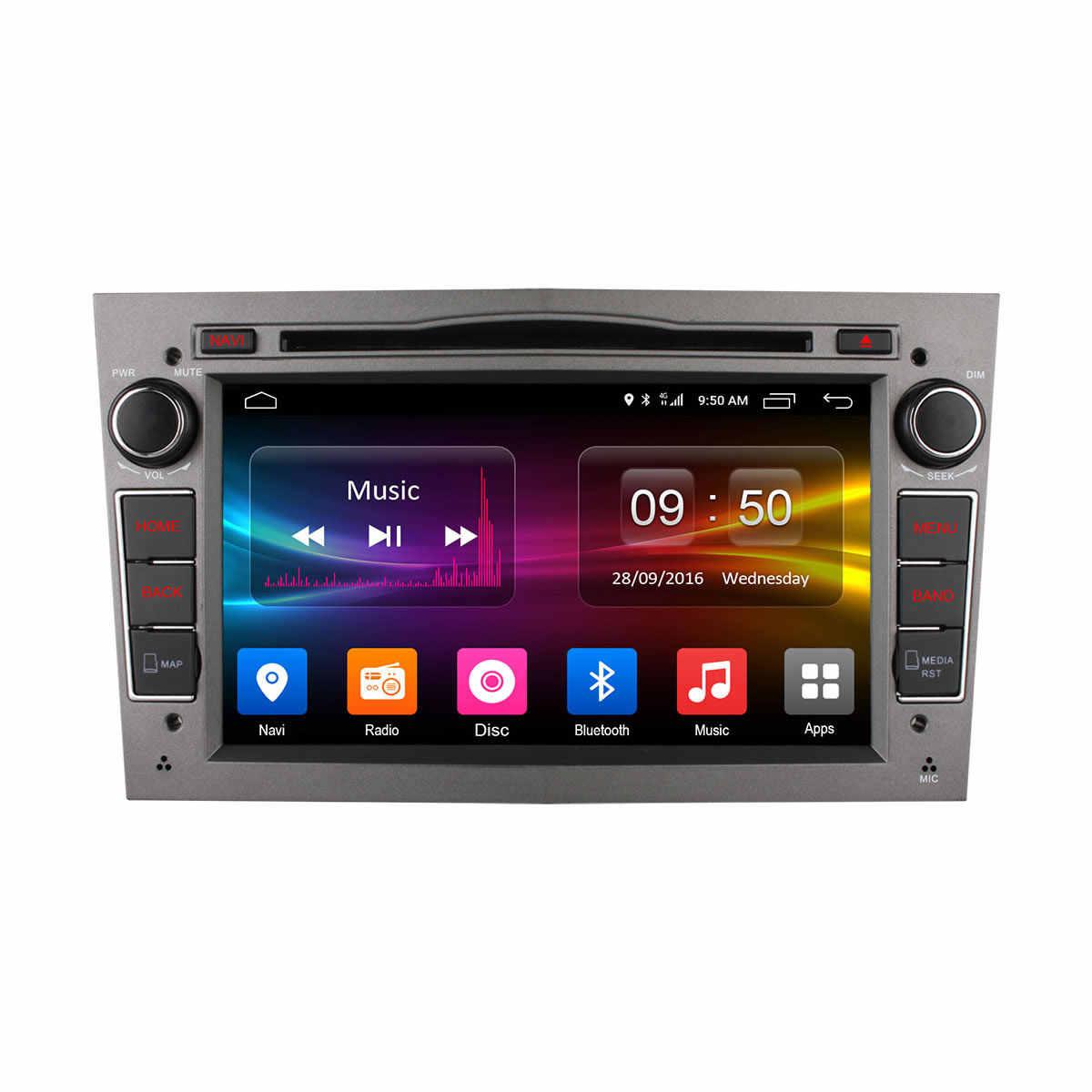 Ownice C500 Восьмиядерный автомобильный dvd-плеер Android 6,0 для Opel Astra H Vectra Corsa Zafira B C G с 2 Гб Оперативная память Поддержка сеть 4G LTE
