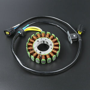 Image 4 - Motorcycle HIGH OUTPUT STATOR COIL For Suzuki DR Z 400 DRZ400 DRZ400S DRZ400E DRZ400SM 2000 2012