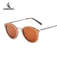 d48397758 BOBO BIRD Polarized Sunglasses Men Vintage Wood Sun Glasses Retro Women  Glasses UV400 Gafas De Sol. BOBO PÁSSARO Polarizadas Óculos ...