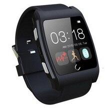 Uwatch UX Smart Bluetooth Uhr Pulsuhr Armbanduhr mit Schrittzähler SleepTracker Sport Smartwatch Uhren inteligentes