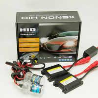 HID 9005 9006 H7 H1 H11 H3 55w 880 881 single beam xenon light kit 4300k 6000k 8000k 10000k light