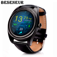 K89 Smart Watch Bluetooth 4.0 MTK2502C Gesture Call Message Reminder Heart Rate Monitor Smartwatch for Apple Android IOS Phones