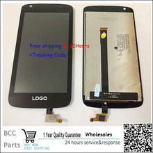 Original! Best quality! LCD display +Touch Screen digitizer For HTC desire 326 D326 326G Black Test ok in stock