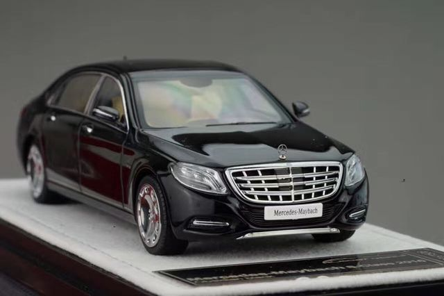 Cast Car Model Almost Real 1 43 Mercedes Maybach S Cl 2016