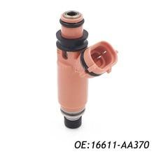Розовый Топливная Форсунка Для Subaru Forester Impreza WRX STI 2.0L 2.5L 16611-AA370 16611AA370 195500-3910 16611-AA510 1955003910