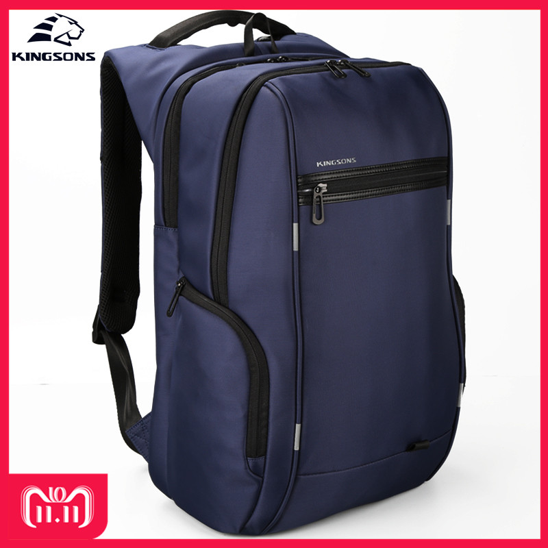 Kingsons KS3140W 13.3 15.6 17.3 inch Men Women's Multi function Laptop Backpack Business Leisure Travel School Bags Backpack