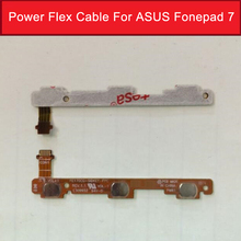 100% original Power Button Switch On Off Flex Cable Replacem