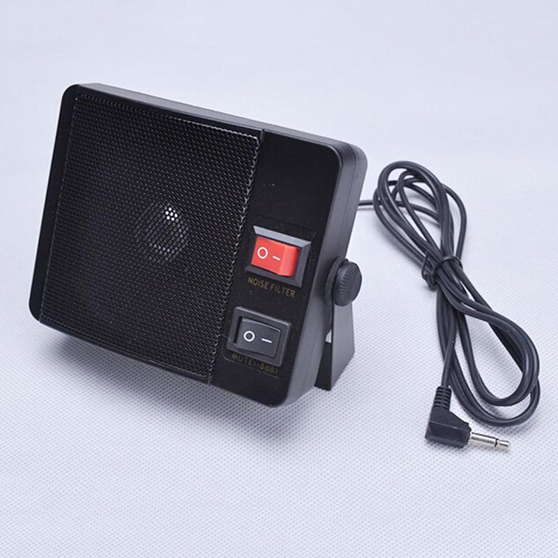 High-Quality-DIAMOND-Speaker-3-5mm-Jack-TS-750-External-Speaker-for-Walkie-Talkie-CB-Radio