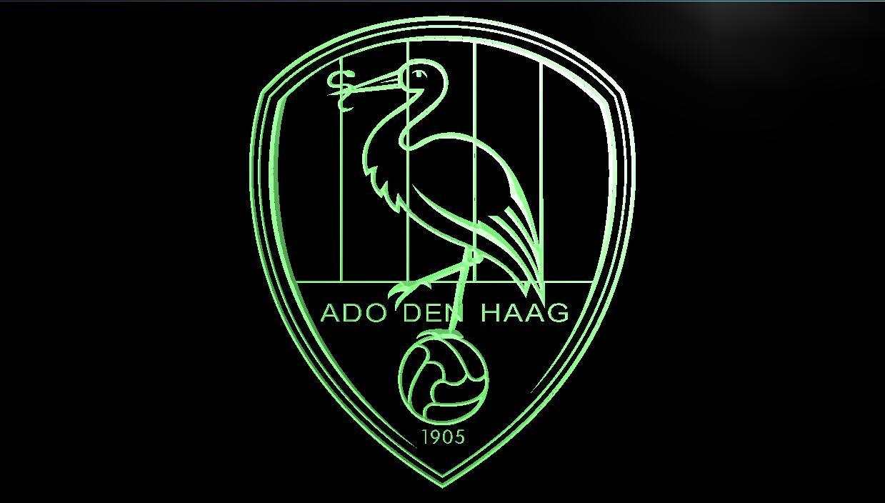 Zh2r Ado Den Haag Netherlands Football Led Neon Light Sign Sign Led Sign Lightsign Neon Light Aliexpress