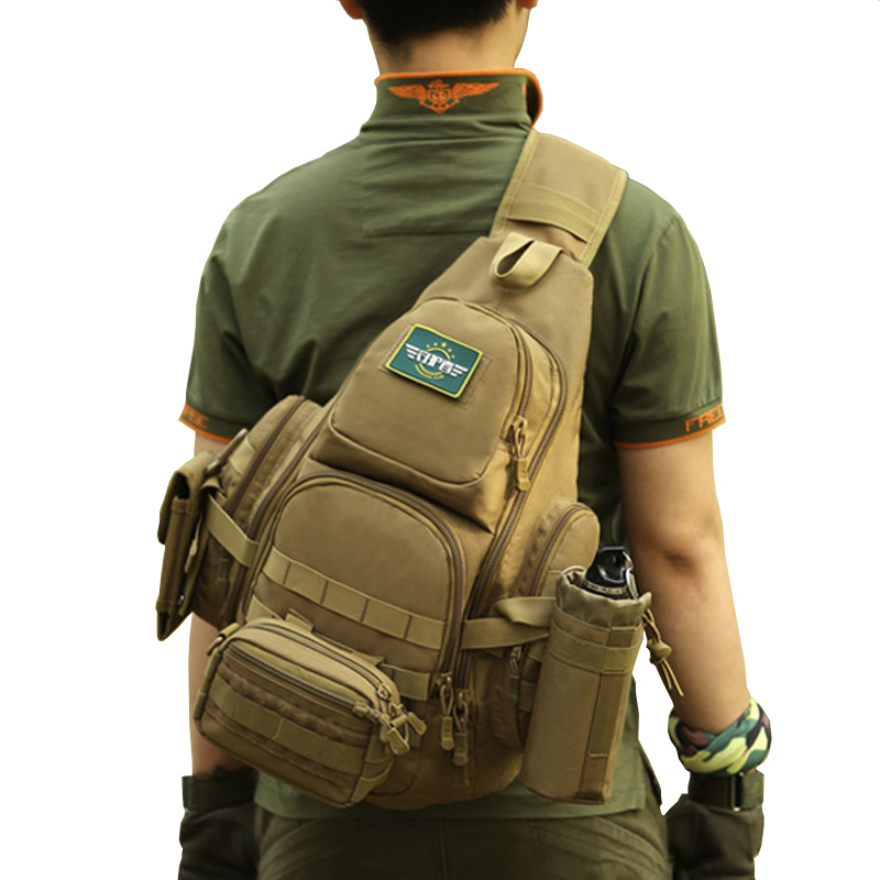 Protector Plus 20-35L Tactical Sling Bag