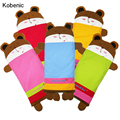Chegada nova Dos Desenhos Animados do Urso Do Bebê Travesseiros Confortável Fundamento Do Bebê Recém-nascido Infantil Anti Rolo Travesseiro das Crianças Macias Almofadas de Enfermagem