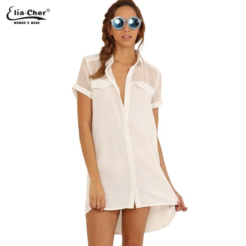 a0a2b7dc811e2 ايليا شير الشيفون patchwok المرأة البلوزات النساء أعلى زائد حجم الملابس  النسائية الأنيقة مائل الرقبة blusas سيدة قمم 6585