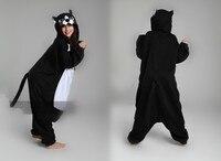 New Adults Costume Onesies Panther Onesies Ladies Mens Cute Anime Onesies For Unisex