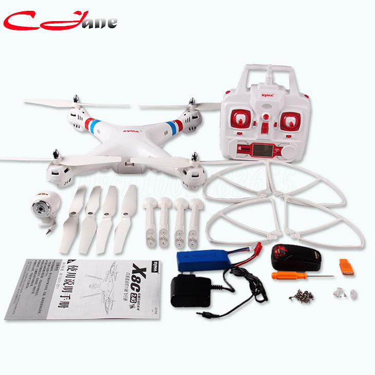 Syma X8C Upgrade RC Drone with 2MP Camera 2.4G 6Axis RTF drone RC Quadcopter Helicopter Fit SJ6000 Camera VS X8G mini drone rc helicopter quadrocopter headless model drons remote control toys for kids dron copter vs jjrc h36 rc drone hobbies