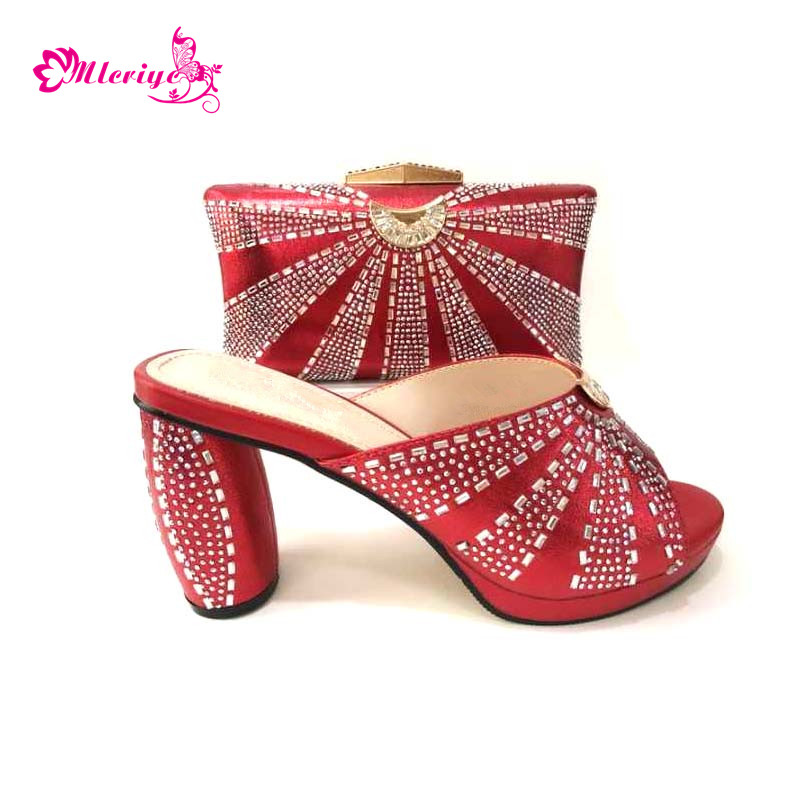 Arrival Women Shoes and Bags To Match Set Sale African Wedding Italian Shoe and Bag Sets High Quality Shoes and Bag for Party latest african women shoes and bags set women shoe and bag to match for parties italian design shoes and bag for party bch 37