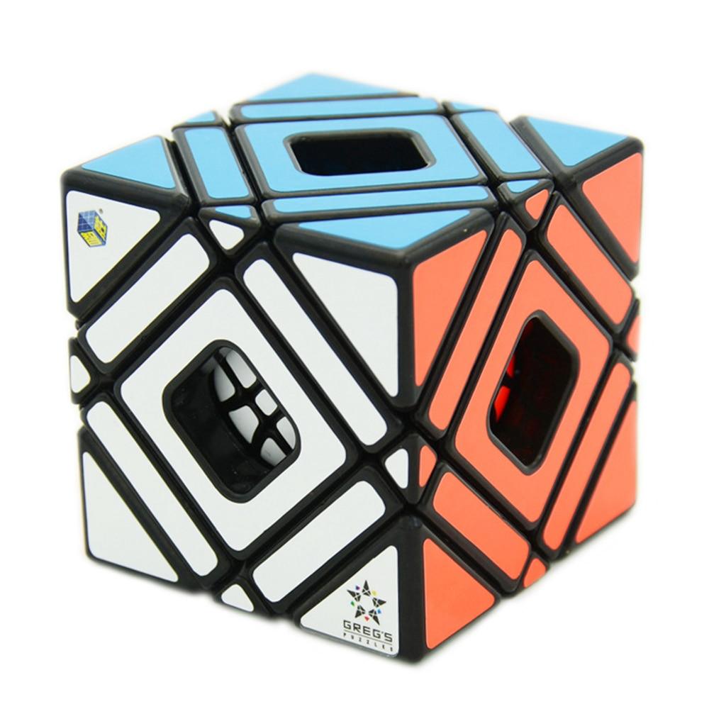 Yuxin Zhisheng 5x5x5 Multi-cube Magic Speed Cube Puzzle Jeu Cubes Jouets Éducatifs Cadeau pour enfants Enfants