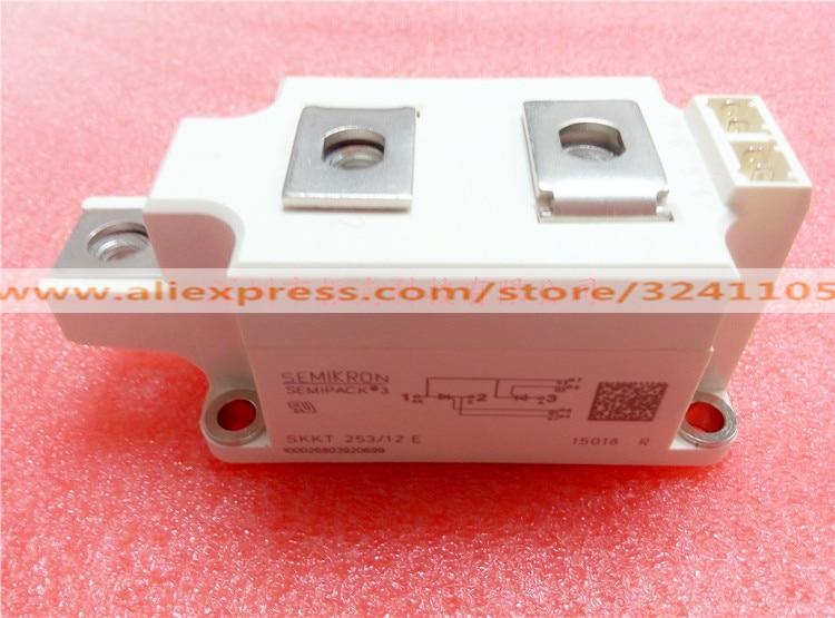 Free shipping NEW SKKH253/12E SKKH253 12E MODULE ht 12e ht12d ht12e sop 20