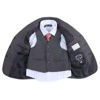 Hot Sale New Children Clothes Sets Boy Suit Boys Formal Suit Blazers 3 Piece Suits