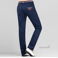 New Eden Park Comfortable Trend of Trousers Business Leisure for man Bruce Shark  Size 40  9122