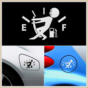 car oil Fuel Tank Vinyl Sticker Decal for BMW all series 1 2 3 4 5 6 7 X E F-series E46 E90 F09 Scooter Gran i8 Z4 X5 X4 image