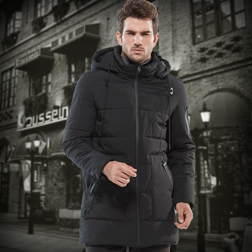 2019 hommes veste d'hiver chaud grande taille imperméable Parka rembourré mâle Plus engrais vêtements pour hommes à capuche vestes manteau M-8XL