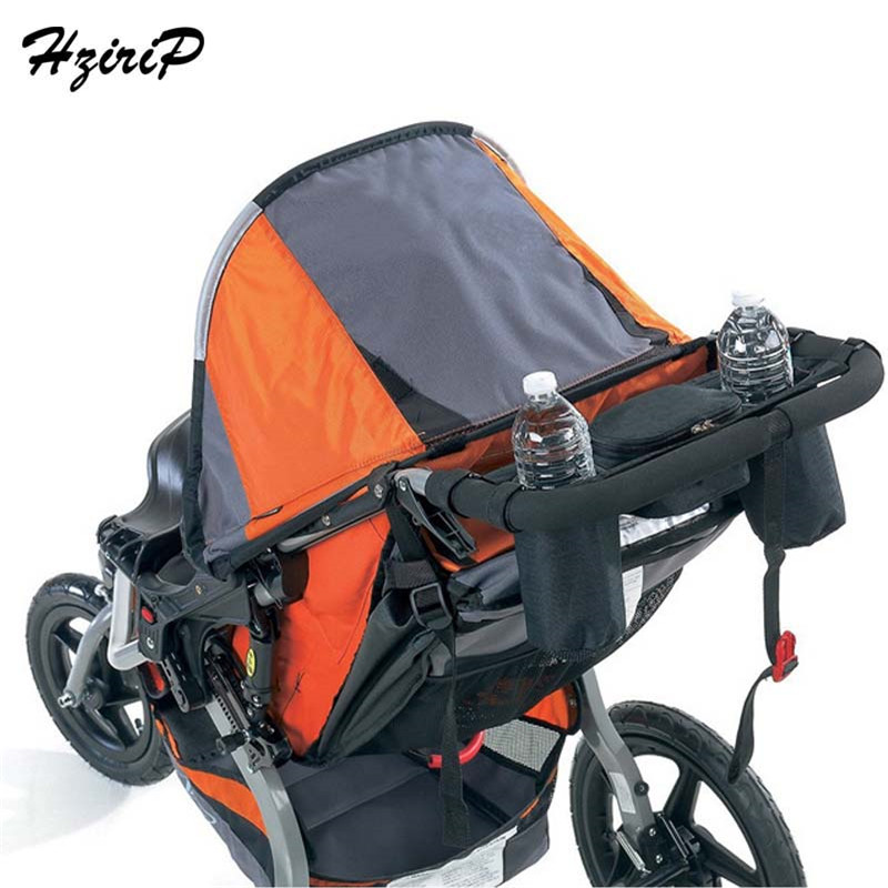 Retail New Cup Bag Baby Strollers Organizer Baby Stroller Accessories Baby Bottles Rack Baby Products Storage Bag