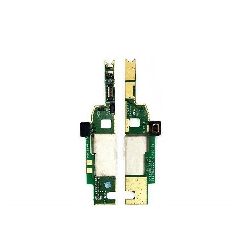 New For Sony Xperia M4 Aqua E2303 E2333 E2353 E2363 Antenna Microphone Mic PCB Board Flex Cable Replacement