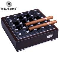 cigar ashtray fashion creative ebony metallic four slot large ashtray CE 0011