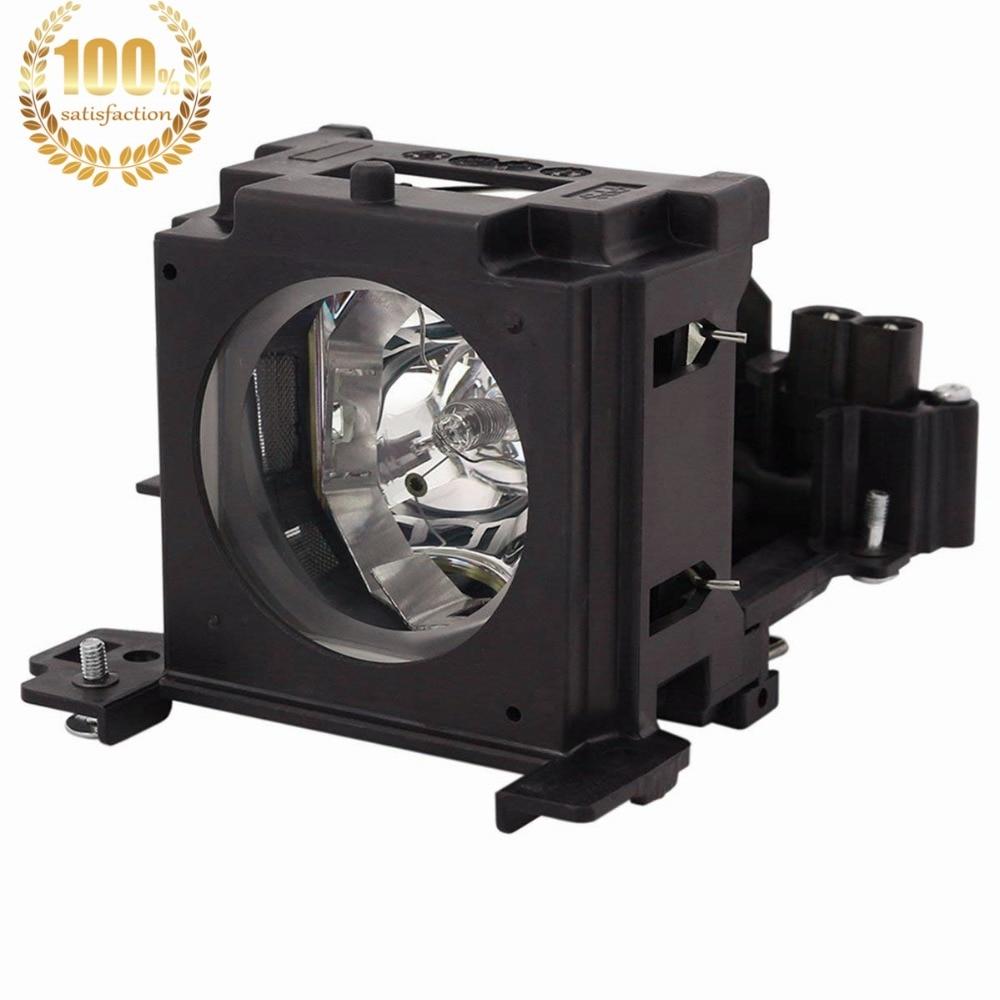 WoProlight DT00771 projektorlampe med boliger til Hitachi CP-X505 - Hjem lyd og video - Foto 2