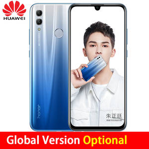 "Huawei Honor 10 Lite 4G Mobile Phone Android 9.0 6.21 ""FHD 2340X1080 Dual Font"