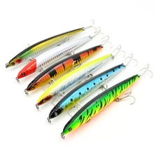 1pcs/lot sinking Fishing lure pencil lure 125mm/20.5g Pesca hard bait fishing wobblers  Goods for fishing everything for fishing