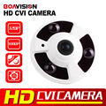 Security HD CVI CAMERA 2MP 1080P Panoramic HDCVI Camera 720P 360 Degree Fisheye HD CVI Dome Camera Night-Vision For CVI DVR