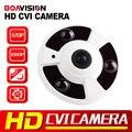 Segurança HD CVI CÂMERA de 2MP 1080 P HDCVI Câmera Panorâmica 720 P 360 Graus Fisheye HD CVI Câmera Dome Night-Vision Para O IVC DVR