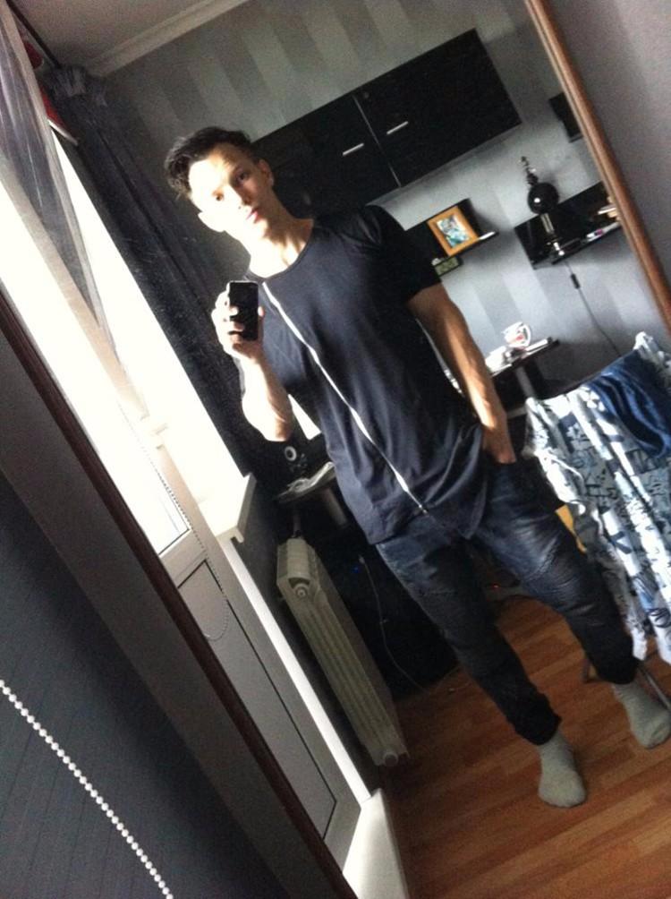 2016 Nowych mężczyzna Pokaz Mody Stylowe Długi T shirt Asymetryczne z boku Na Zamek Błyskawiczny Duży Dekolt Z Krótkim Rękawem T-shirt Męskie Hip Hop Tee 4