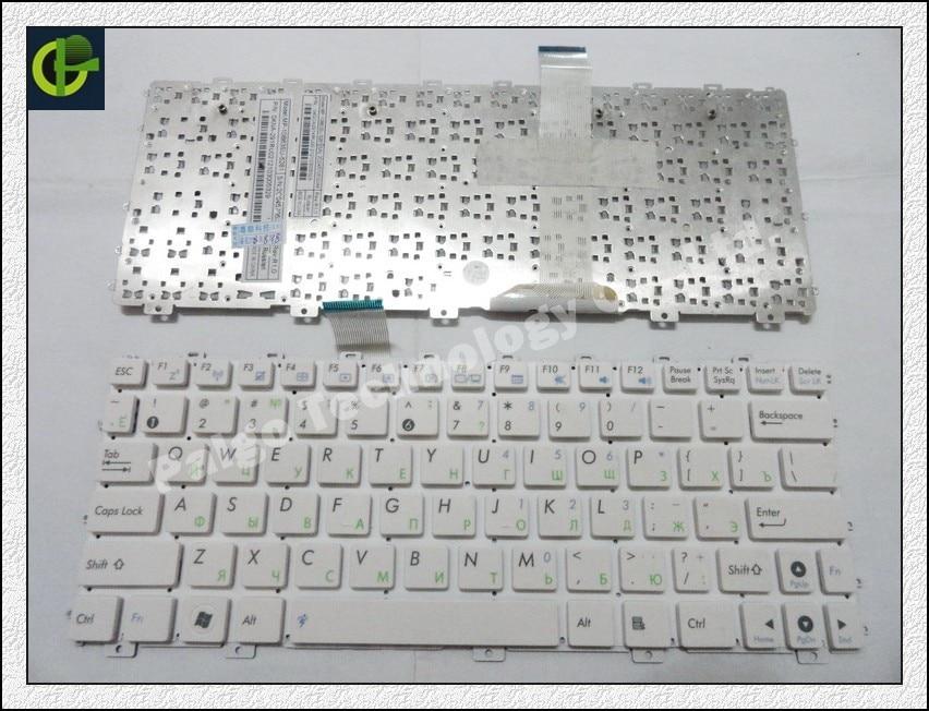 Russian Keyboard for Asus Eee PC EPC 1015 1015PN 1015PW 1015PX 1015T 1011px 1011BX 1011CX 1015B 1015CX 1015E White RU keyboard
