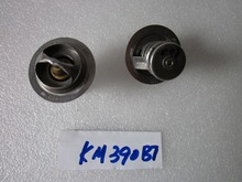 Laidong KM390BT for tractor like Luzhong, thermostat 75c, part number: