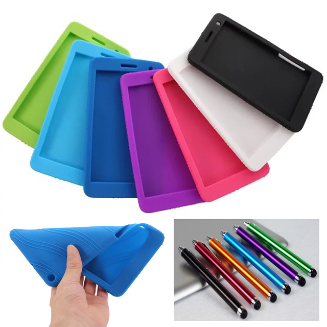 New Fashion Child Soft silicone case cover For Huawei MediaPad T1 7.0 t1-701 Tablet case for huawei t1 7.0 T1-701u Silicone case